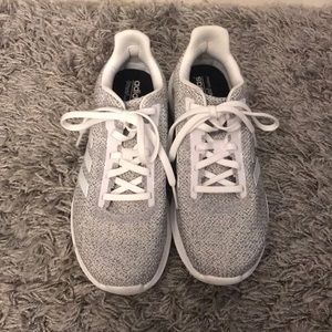 Adidas cloud foam ortholite sneakers